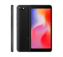 XIAOMI Redmi 6A 2GB/16GB Black ( MZB6687EU 6941059610649 19840 19840 BAL 19840 BAL* 24295 3340 6941059610649 703805 M1804C3CG BLK MZB6687EU Redmi 6A 16GB Black TKOXAOSMA0165 T MLX25616 XIAOMIREDMI6ABK XMI R6ABB216 ) Mobilais Telefons