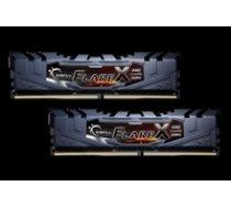 G.Skill Flare X  DDR4  16 GB 3200MHz  CL16 (F4-3200C16D-16GFX) ( F4 3200C16D 16GFX F4 3200C16D 16GFX F4 3200C16D 16GFX ) operatīvā atmiņa