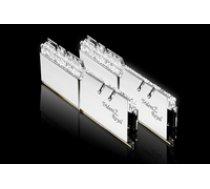 G.Skill Trident Z Royal DDR4 16GB (2x8GB) 3200MHz CL14 1.35V XMP 2.0 Silver ( F4 3200C14D 16GTRS F4 3200C14D 16GTRS F4 3200C14D 16GTRS ) operatīvā atmiņa