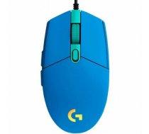 G102 Lightspeed Gaming Mouse blue ( 910 005801 910 005801 ) Datora pele