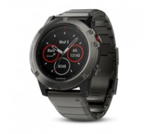 Garmin fenix 5X Sapphire grey with Metal Armband 51mm ( 010 01733 03 010 01733 03 010 01733 03 ) Viedais pulkstenis  smartwatch