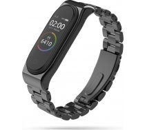 Tech-Protect TECH-PROTECT STAINLESS XIAOMI MI BAND 3/4 BLACK 5906735413861 ( JOINEDIT22358376 )