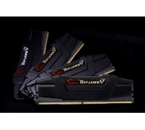 DDR4 32GB PC 3000 CL14 G.Skill KIT (4x8GB) 32GVK RipjawsV ( F4 3000C14Q 32GVK F4 3000C14Q 32GVK F4 3000C14Q 32GVK ) operatīvā atmiņa