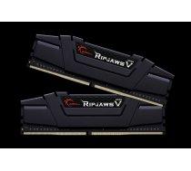 G.SKILL RipjawsV 32GB Black [2x16GB 3200MHz DDR4 CL16 XMP 2.0 rev2 DIMM] ( F4 3200C16D 32GVK F4 3200C16D 32GVK F4 3200C16D 32GVK ) operatīvā atmiņa
