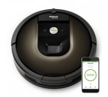 iRobot Roomba 980 ( ROOMBA 980 R980040 978230 ROOMBA 980 Roomba980 ) robots putekļsūcējs