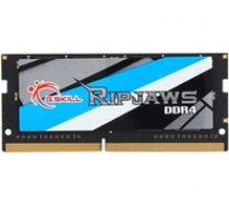 G.Skill Ripjaws DDR4 8GB 2400MHz CL16 SO-DIMM 1.2V ( F4 2400C16S 8GRS F4 2400C16S 8GRS F4 2400C16S 8GRS ) operatīvā atmiņa