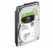 Seagate BarraCuda 3.5'' 1TB SATA3 7200RPM 64MB ( ST1000DM010 ST1000DM010 ST1000DM010 ) cietais disks