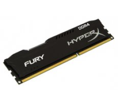 Kingston HyperX FURY Black Series 4GB 2400MHz DDR4 Non-ECC CL15 DIMM ( HX424C15FB/4 HX424C15FB/4 HX424C15FB/4 ) operatīvā atmiņa