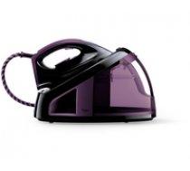 PHILIPS FastCare gludināšanas sistēma (melns ar violetu) GC7715/80 ( GC7715/80 GC7715/80 GC7715/80 ) Gludeklis