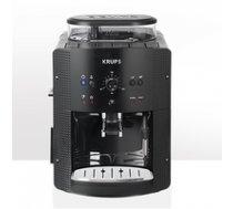 KRUPS Espresso kafijas automāts Roma  15 bar  melna/hromēta EA8108 ( EA8108 EA8108 5585 EA8108 ) Kafijas automāts