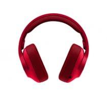 Logitech G433 RED 7.1 Gaming Headset ( 981 000652 981 000652 981 000652 ) austiņas
