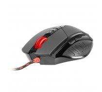 A4Tech Bloody V7M Black/Red USB +B-071 mouse pad ( V7M71 V7M71 ) Datora pele