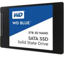 WD Blue SSD 3D NAND 2TB 2.5inch SATA III ( WDS200T2B0A WDS200T2B0A WDS200T2B0A ) SSD disks