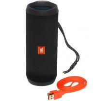JBL FLIP 4 Bluetooth Black ( JBLFLIP4BLK 7337 Flip 4 Flip4 JBL FLIP 4 JBL Flip 4 black JBLFLIP4BLACK JBLFLIP4BLK T MLX23279 ) pārnēsājamais skaļrunis