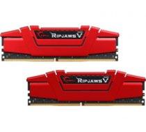 DDR4 32GB PC 3200 CL14 G.Skill KIT (2x16GB)  32GVR Ripjaws V ( F4 3200C14D 32GVR F4 3200C14D 32GVR F4 3200C14D 32GVR ) operatīvā atmiņa
