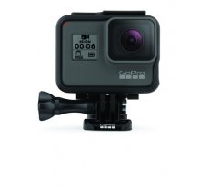 GoPro HERO6 Black Built-in display  Built-in microphone  Waterproof  Touchscreen  Removable 1220mAh lithium-ion rechargeable  Wi-Fii ( CHDHX 601 CHDHX 601 CHDHX 601 ) sporta kamera