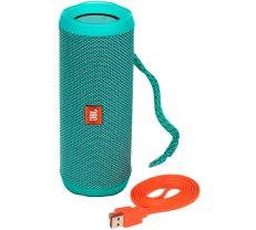 JBL FLIP 4 Bluetooth Tirquise ( JBLFLIP4TEL JBLFLIP4TEL 8840 FLIP4TEAL FLIP4TUR JBL Flip 4 teal JBLFLIP4TEAL JBLFLIP4TEL T MLX20355 ) pārnēsājamais skaļrunis