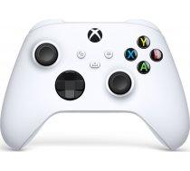 Microsoft Xbox Wireless Controller Black Bluetooth/USB Gamepad Analogue / Digital Xbox One  Xbox One S  Xbox One X 0889842611595 ( QAT 00002 QAT 00002 ) spēļu konsoles gampad