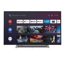 TV Set|TOSHIBA|4K/Smart|50''|3840x2160|Wireless LAN|Bluetooth|Android|50UA3A63DG, 1288501