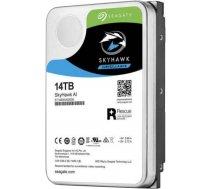 HDD|SEAGATE|SkyHawk|14TB|SATA 3.0|256 MB|7200 rpm|3,5''|ST14000VE0008, 1262190