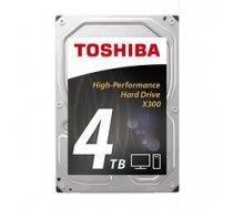HDD|TOSHIBA|4TB|SATA 3.0|128 MB|7200 rpm|3,5''|HDWE140UZSVA, 1225987