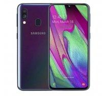 MOBILE PHONE GALAXY A40/BLACK SM-A405FZKDBGL SAMSUNG, 1298282