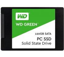 """WESTERN DIGITAL GREEN 120GB SATAIII 2.5"""" WDS120G2G0A WDS120G2G0A"""