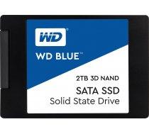 """Western Digital Blue 3D 2TB SATAIII 2.5"""" WDS200T2B0A WDS200T2B0A"""