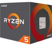 AMD Ryzen 5 2600X 3.6GHz 16MB BOX YD260XBCAFBOX