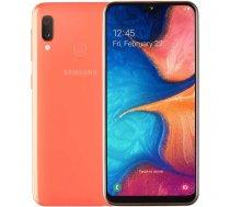Samsung A202 Galaxy A20e 4G 32GB Dual-SIM coral orange EU 704206