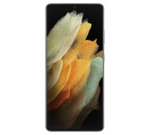 "Samsung Galaxy S21 Ultra 5G SM-G998B 17.3 cm (6.8"") Dual SIM Android 11 USB Type-C 12 GB 128 GB 5000 mAh Silver"