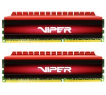 Patriot Viper 4 8GB 3000MHz DDR4 CL16 KIT OF 2 PV48G300C6K PV48G300C6K
