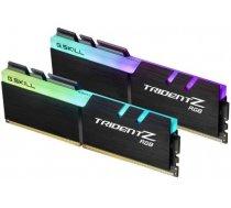 G.SKILL TridentZ RGB 16GB 3200MHz CL16 DDR4 KIT OF 2 F4-3200C16D-16GTZR F4-3200C16D-16GTZR