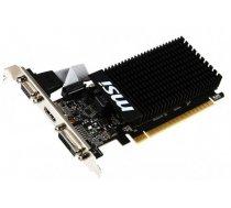 MSI GeForce GT710 1GB DDR3 PCIE GT 710 1GD3H LP GT 710 1GD3H LP