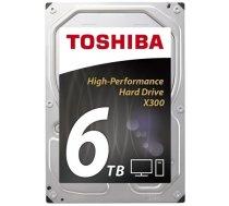 Toshiba X300 6TB 7200RPM SATA III 128MB HDWE160EZSTA HDWE160EZSTA