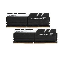 Zestaw pamięci G.SKILL TridentZ F4-3200C14D-16GTZKW (DDR4 DIMM; 2 x 8 GB; 3200 MHz; CL14) F4-3200C14D-16GTZKW