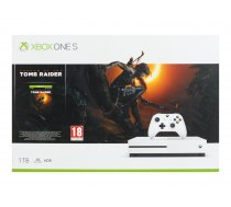 Konsola Microsoft XBOX ONE S 1TB + Shadow of Tomb Raider (HDD 1TB)
