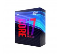 Intel Core i7-9700K processor 3.6 GHz Box 12 MB Smart Cache BX80684I79700K 999J2T