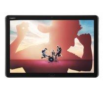 "Huawei MediaPad M5 Lite 25.6 cm (10.1"") Hisilicon Kirin 3 GB 32 GB Wi-Fi 5 (802.11ac) 4G LTE Grey Android 8.0 53010DJH"