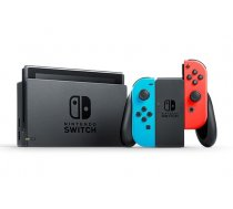 Nintendo Switch Neon Red and Neon Blue Joy-Con V2 (10002433) 10002207
