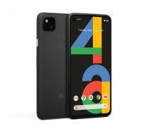 "Google Pixel 4a 5G (Just Black) 6.2"" OLED 1080x2340/2.4GHz&2.2GHz&1.8GHz/128GB/6GB/Android 11/WiFi,BT,4G,5G / Pixel 4a 5G Just Black"