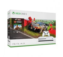 CONSOLE XBOX ONE S 1TB/GAME FH 4: LEGO MICROSOFT