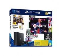 PLAYSTATION 4 CONSOLE 1TB PRO/BLACK FIFA21 SONY | CUH-7216B/FIFA21