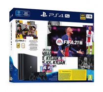 PLAYSTATION 4 CONSOLE 1TB PRO FIFA 21 2ND DUALSHOCK SONY | CUH-7216B/2NDDS4/FIFA21