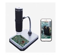 F210 HD 1080P WIFI 1000X Magnification Digital Microscope with 8 LED Light