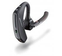 Plantronics Voyager 5200 Premium Multipoint / A2DP / AVRCP / Bluetooth 4.1 Brīvroku Austiņa Melna 203500-105
