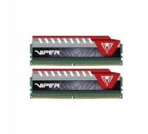 Patriot Viper Elite DDR4 2x4GB 2400MHz 1.2V - red PVE48G240C5KRD