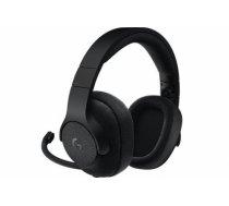 HEADSET GAMING G433 WRL/BLACK 981-000668 LOGITECH 981-000668