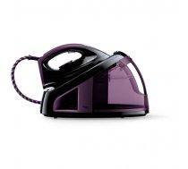 Philips GC7715 Black, Purple, 2400 W, 2.2 L, 5.5 bar, Auto power off, Vertical steam function, Calc-clean function GC7715/80