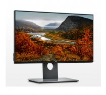 """Dell UltraSharp U2717D 27 """", Wide Quad HD, 2560 x 1440 pixels, 16:9, LED, IPS, 8 ms, 350 cd/m², Black and silver, DP (include DP in and DP out).mDP.HDMI (MHL).1 x Audio line-out 210-AICW"""